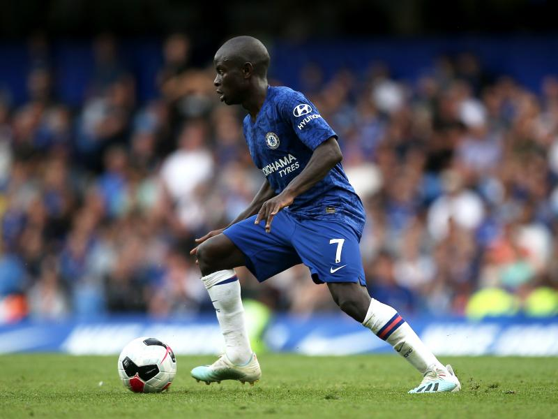 N'Golo Kante out as Chelsea reveal line up to face Norwich City