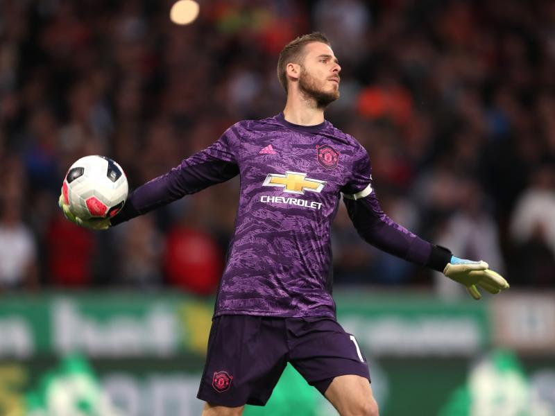 TEAM NEWS: De Gea starts four Man United as Liverpool misses Salah