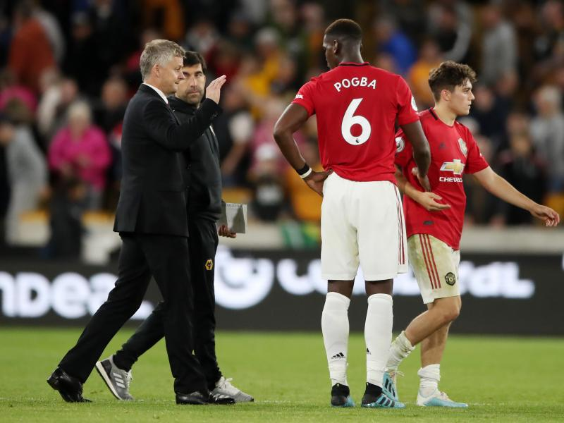 Ole Gunnar Solskjaer reveals why Paul Pogba did not take a penalty for Manchester United vs Rochdale