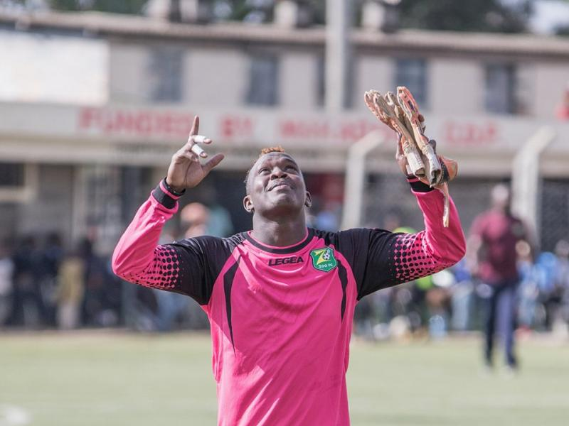 Ex AFC Leopards keeper calls for suitors after leaving Zoo