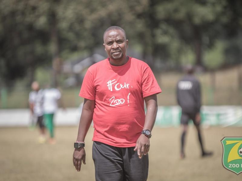 Zoo FC team manager calls for fans' support