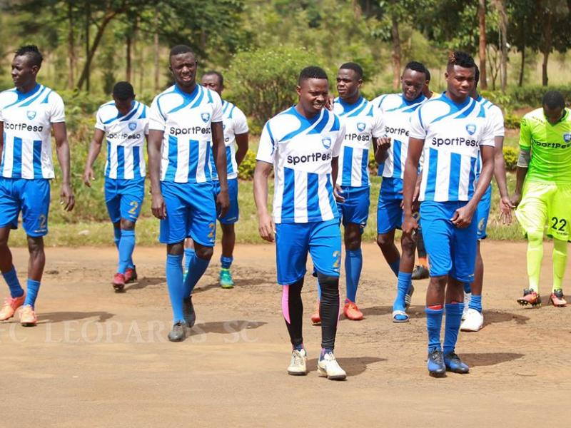AFC Leopards snaps up Shivachi and Wonder