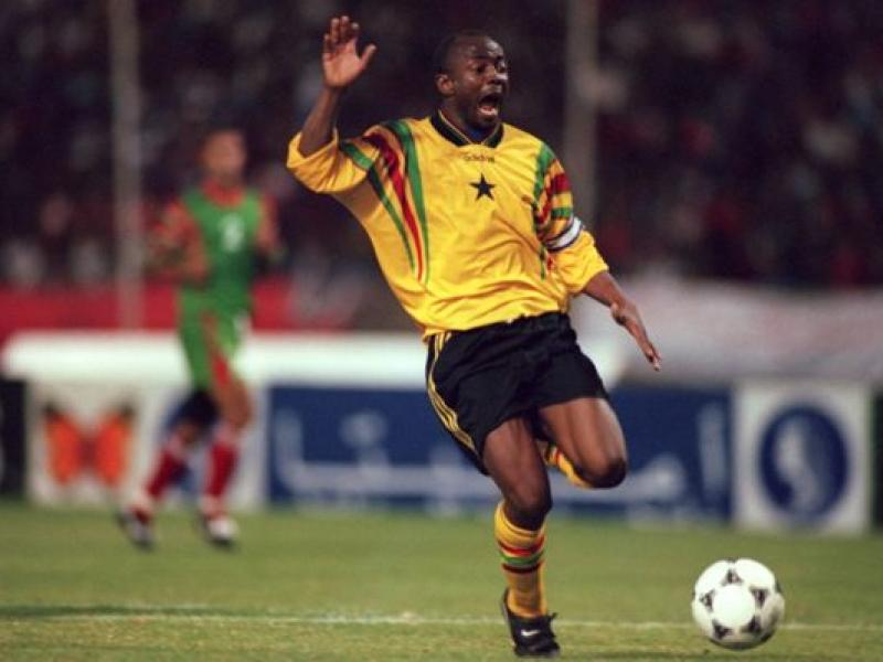 Asamoah Gyan: Abedi Ayew Pele is Ghana's greatest footballer of all time