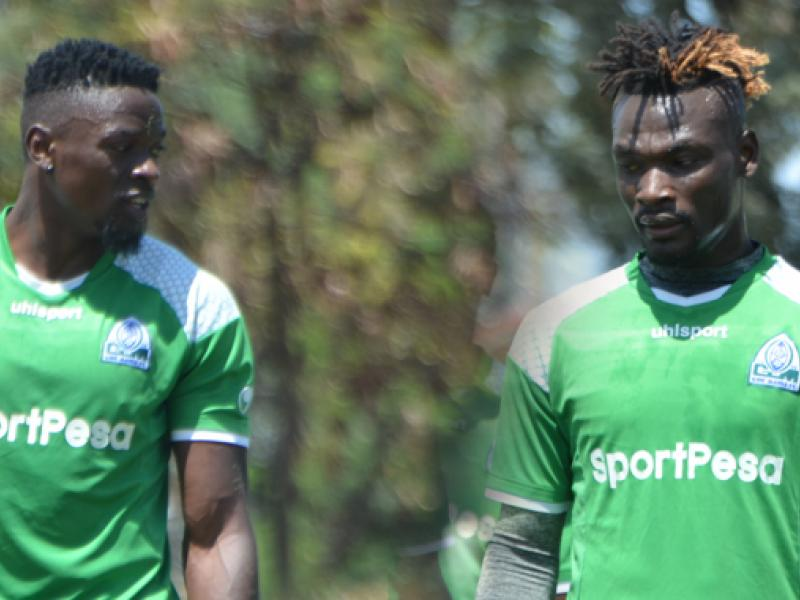 Q&A: Gor Mahia's Francis Afriyie on joining from Mexican side, replacing Tuyisenge and playing like Luis Suarez