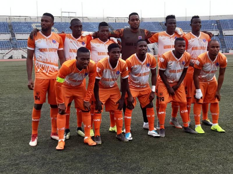 Akwa United coach says Kano Pillars match was difficult