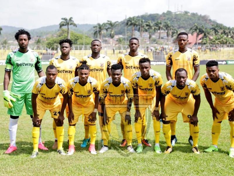 🐘 Ashanti Gold name interim management team