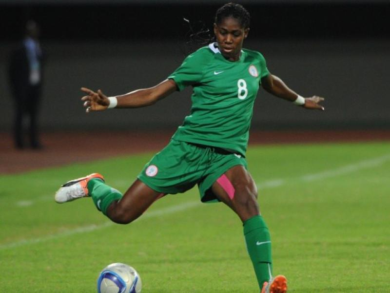 FIFA WWC: Oshoala bags Woman of The Match award In Super Falcons win vs Korea