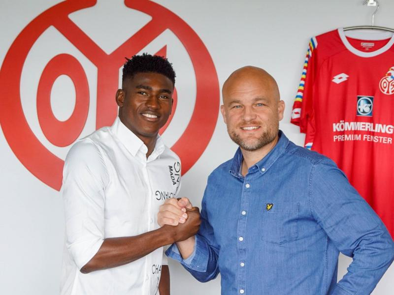 Awoniyi looks forward to Bundesliga action after completing loan move to Mainz