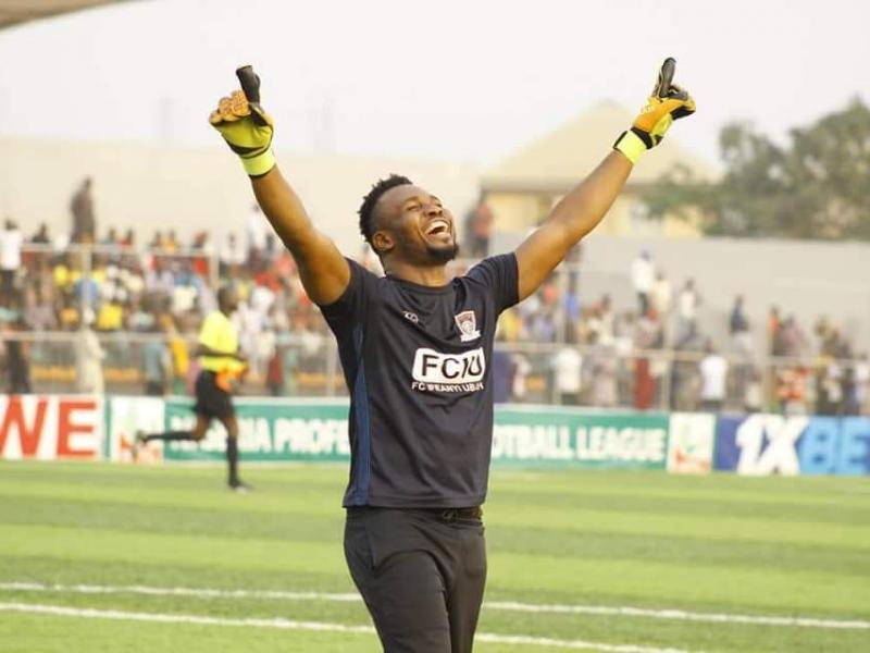 Nigeria PFL's clean sheet keepers