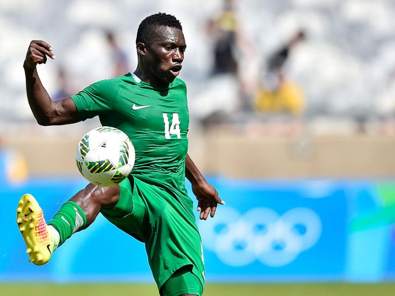 Azubuike Okechukwu named Nigeria U23 captain