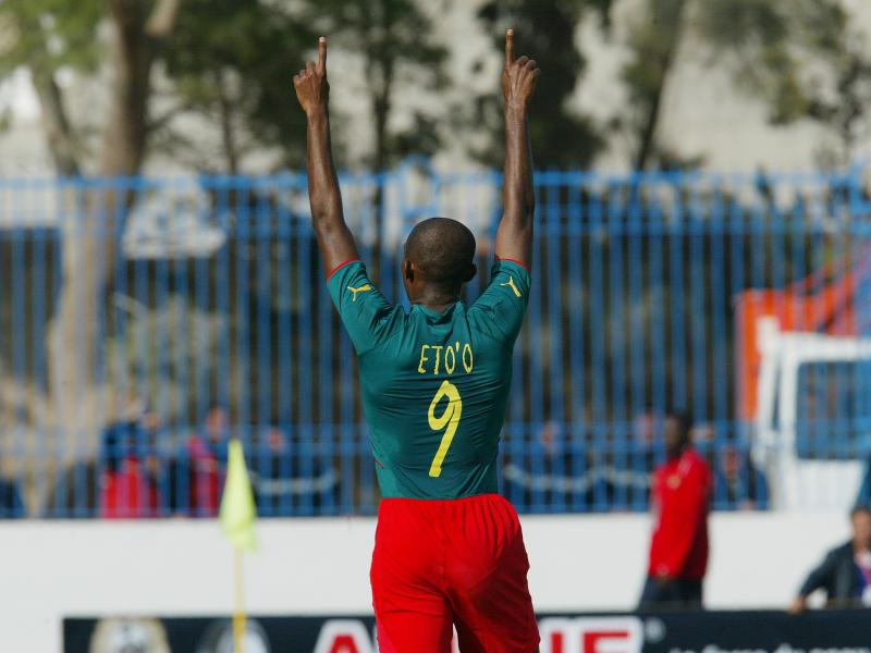 Top five AFCON goal scorers of all time