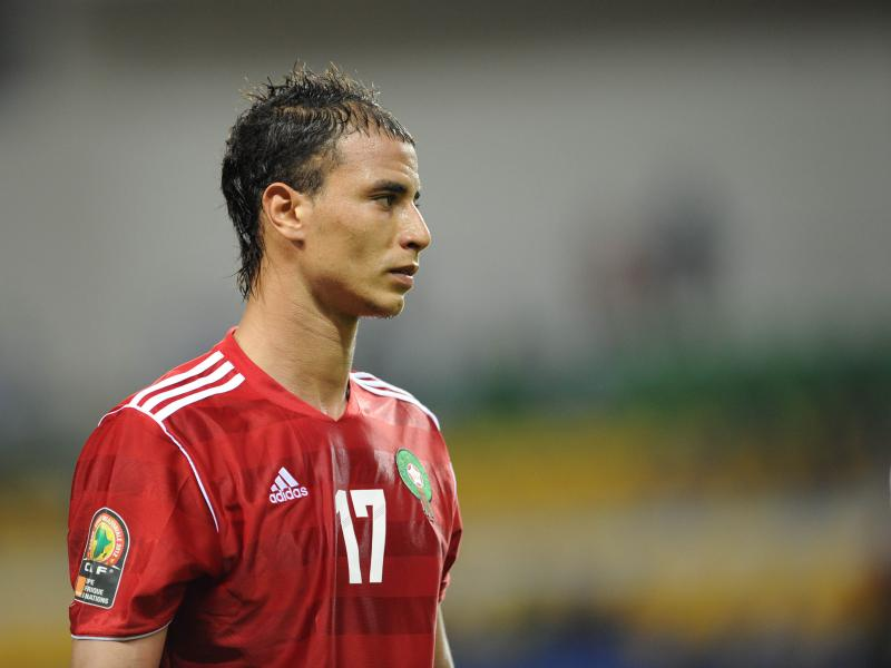 'Robin van Persie was better than me'- Chamakh opens up about his stay at Arsenal