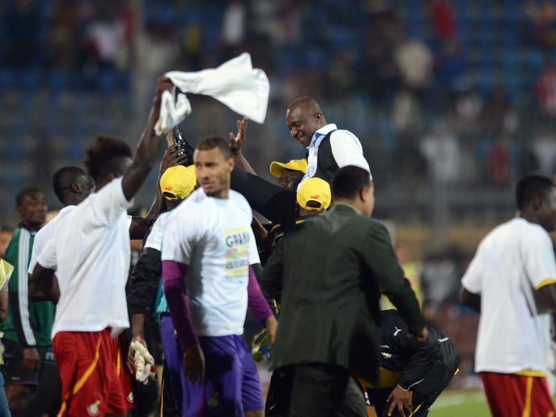 Coach Appiah believes Ghana are AFCON underdogs