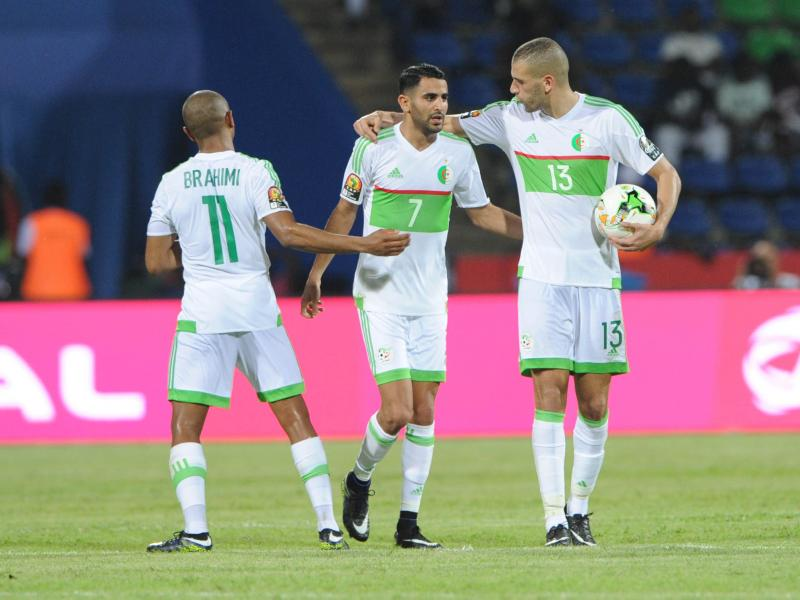 Confirmed lineups: Ivory Coast vs Algeria
