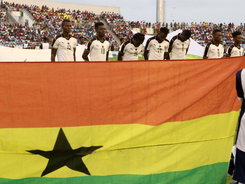 🇬🇭✈️ Ghanaian government tells U23 players to buy their own plane tickets