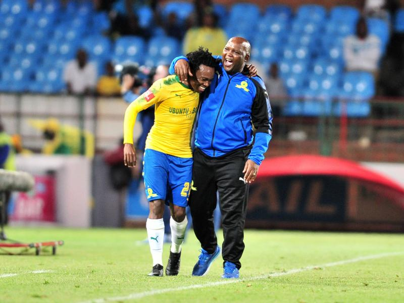 Pitso says Tau should play in CAFCL rather than Belgium's second division