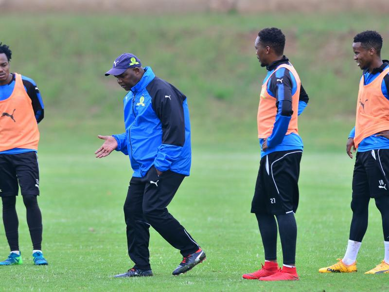 Pitso uses Zwane to explain Sundowns' quiet transfer activities