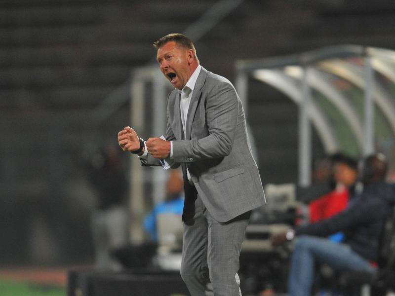 Maritzburg confirm Tinkler contract