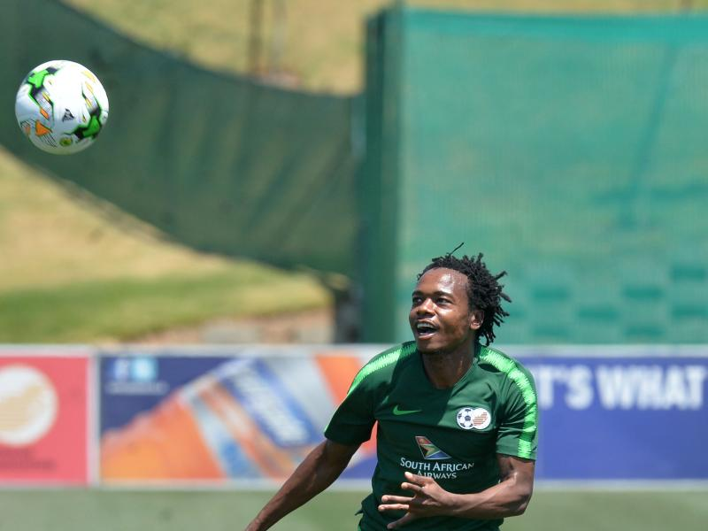 South Africa's Tau sends Bafana to 2019 AFCON