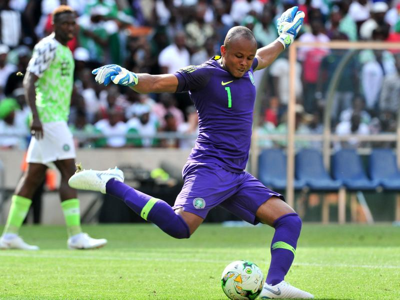 AFCON 2019: Super Eagles in positive mood ahead of Guinea clash - Ezenwa