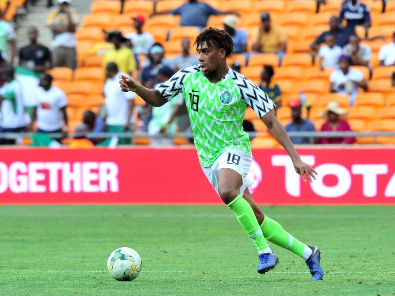 Rohr wants goals from Iwobi