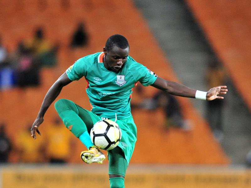 Official : Lazarus Kambole joins Kaizer Chiefs on a three year deal