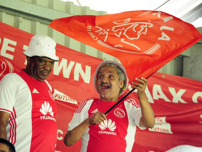 Ajax Cape Town promote two 16-year-olds