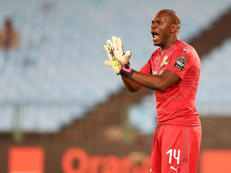 Abdu Lumala on Onyango's experience in the Uganda Cranes squad