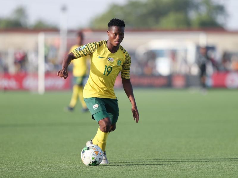 📝✈️ SA teen Kodisang joins Portugal's Braga