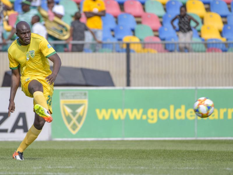Musa Bilankulu believes 9 is Golden Arrows' lucky number