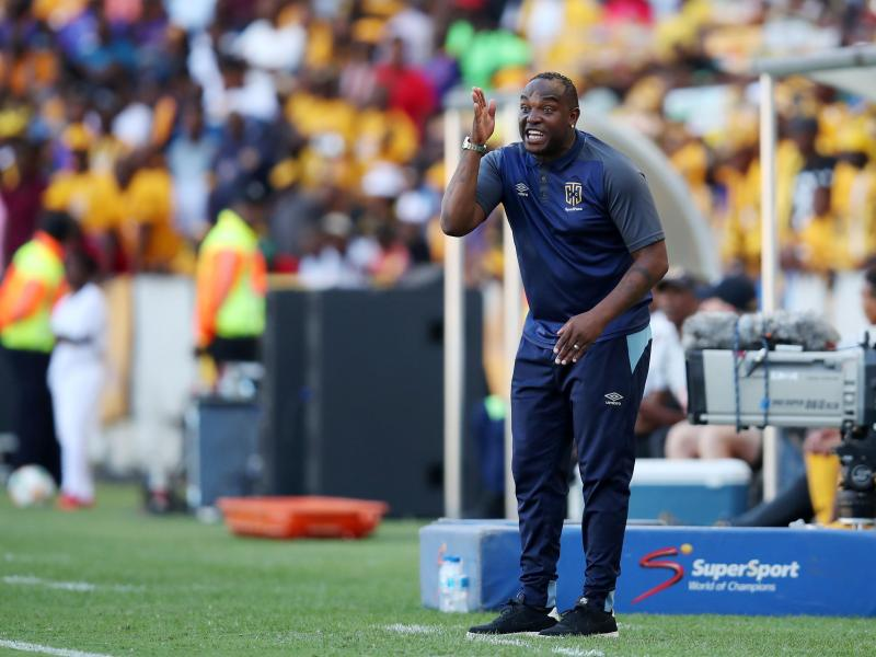 Benni McCarthy wants to win the league, no more learning