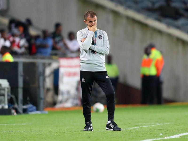 BREAKING: Orlando Pirates part ways with coach Micho