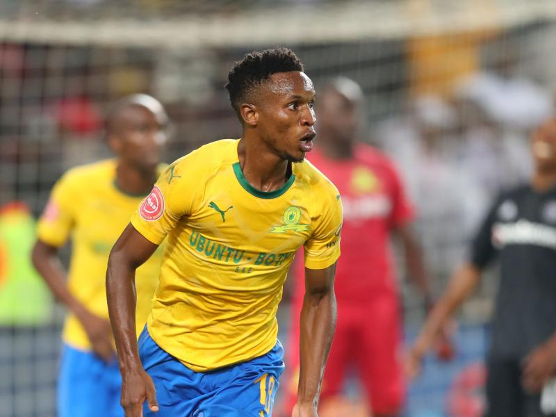 👆🏿💥 Sundowns beat Arrows to reduce Chiefs' lead to three points!