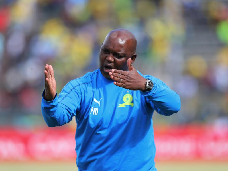 🗣🏆👆🏾 Pitso: We're holding onto the trophy
