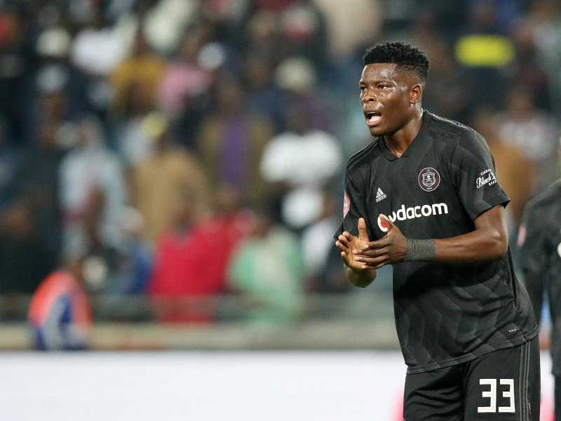 Breaking: Pirates announce Munetsi's move to France