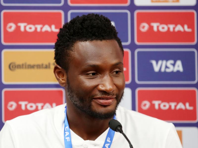 AFCON 2019: Mikel, Awaziem out of third place match against Tunisia