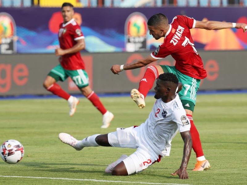Morocco snatch victory at the death against resilient Brave Warriors
