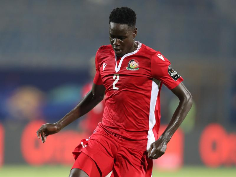 Okumu: The only pressure I had was to give Kenya the points