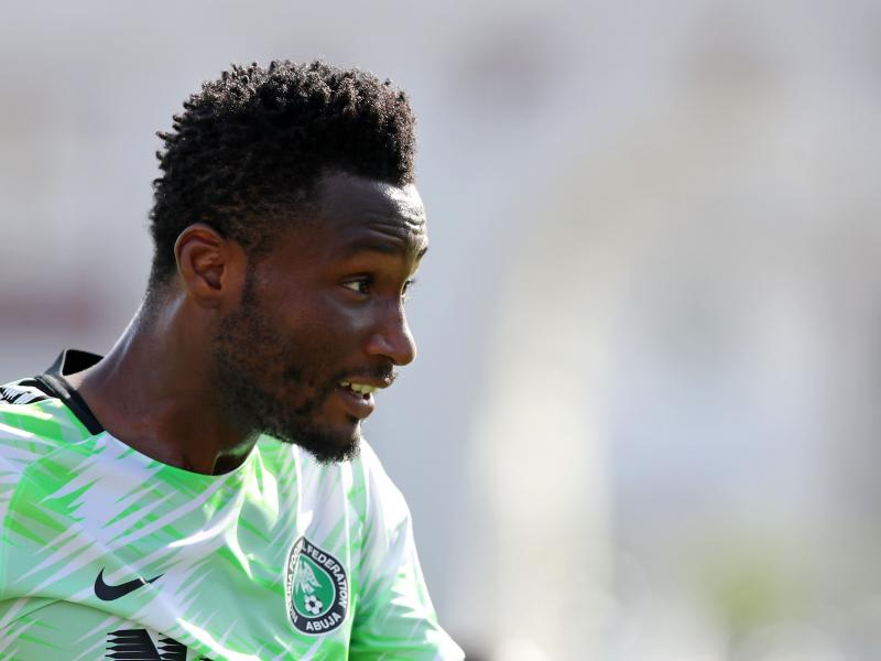 Ideye takes a swipe at Turkish League over Mikel's treatment