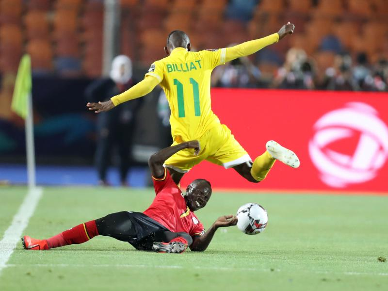 Watch AFCON highlights: Uganda 1-1 Zimbabwe