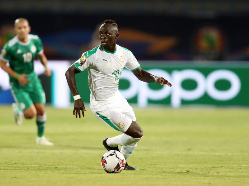 Sadio Mane speaks out ahead of AFCON final against Algeria