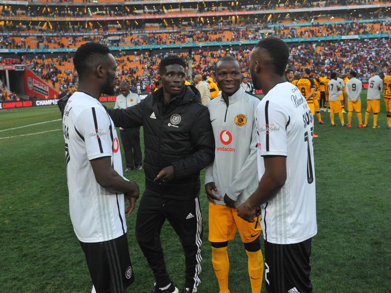 ☠️✌🏾🇿🇲 Pirates & Chiefs strikers in Zambia's squad to battle Bafana