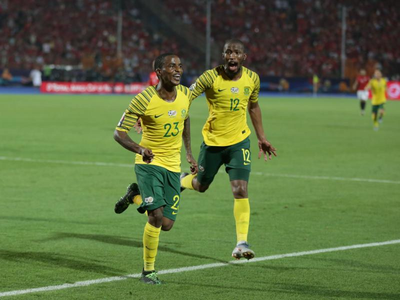AFCON 2019: Bafana Bafana stun The Pharaohs in Last 16 showdown