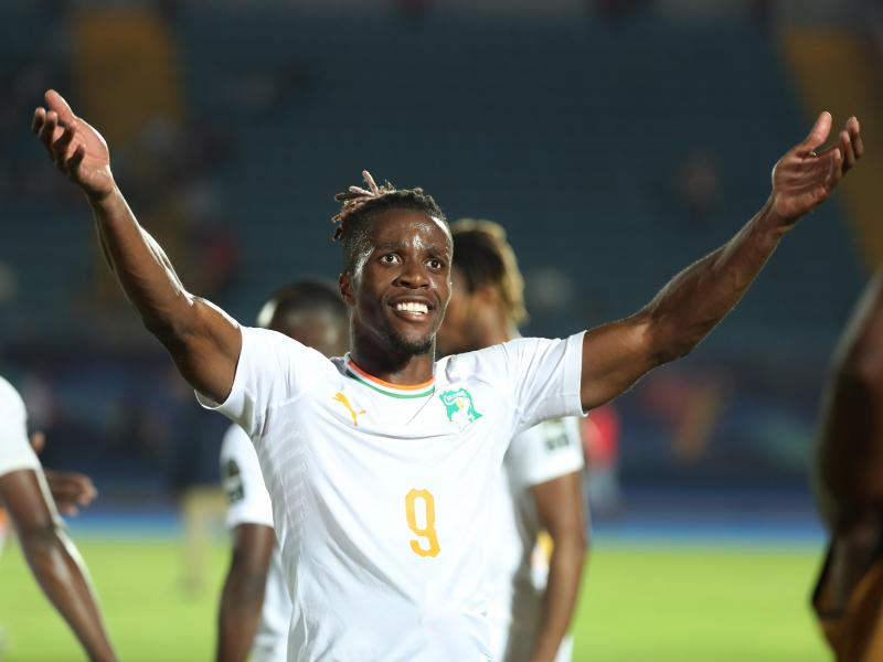 Arsenal make final improved offer for Wilfried Zaha