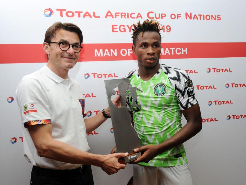 Samuel Chukwueze on his Premier League ambition after failed Arsenal move