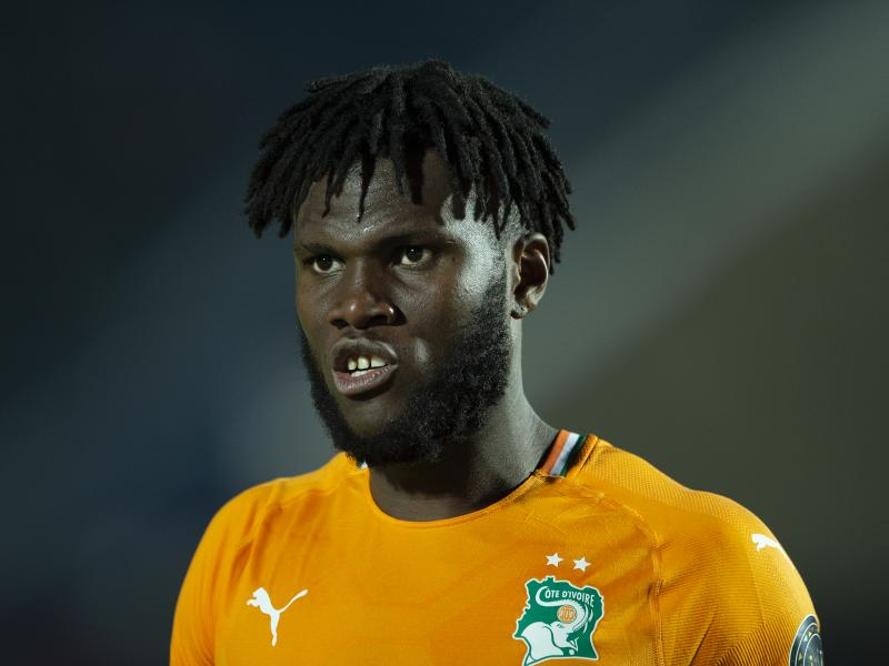AC Milan reject Newcastle United's initial offer for midfielder Franck Kessie