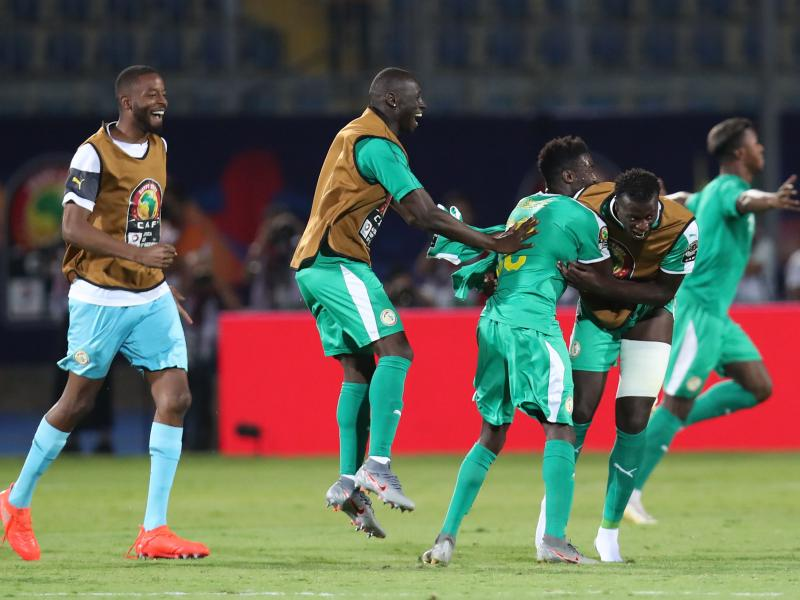 Senegal players awarded US$ 34,000 each after AFCON show