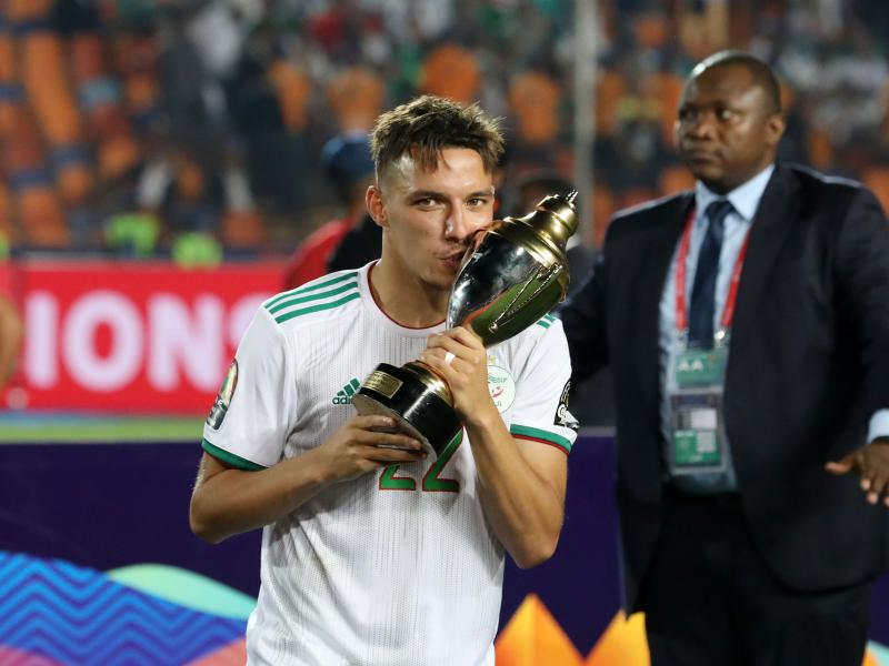 AFCON Player of the Tournament and Best Young Player are announced