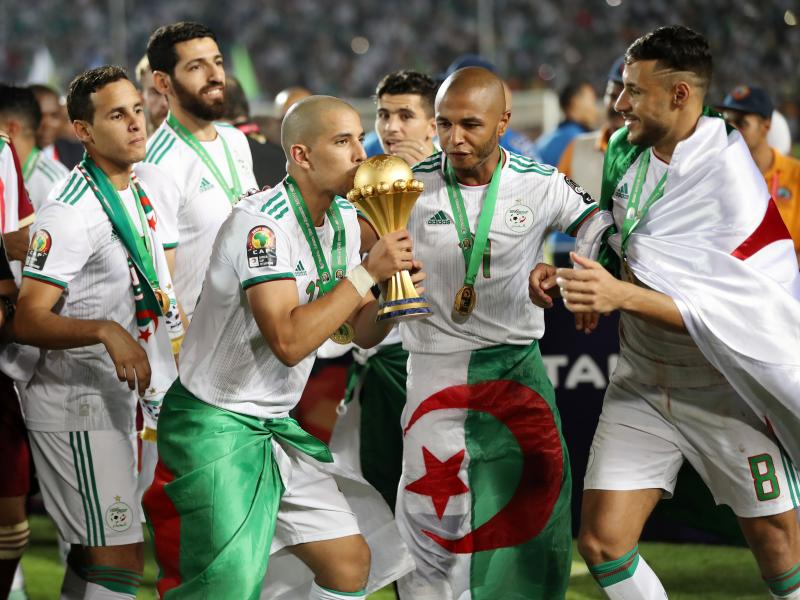 WATCH: Algeria clinch their first AFCON title in 29 years against Senegal