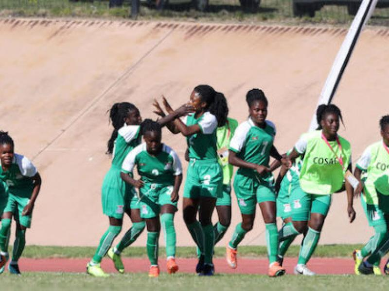 Zambia U20 Women's national team pull out of All Africa Games